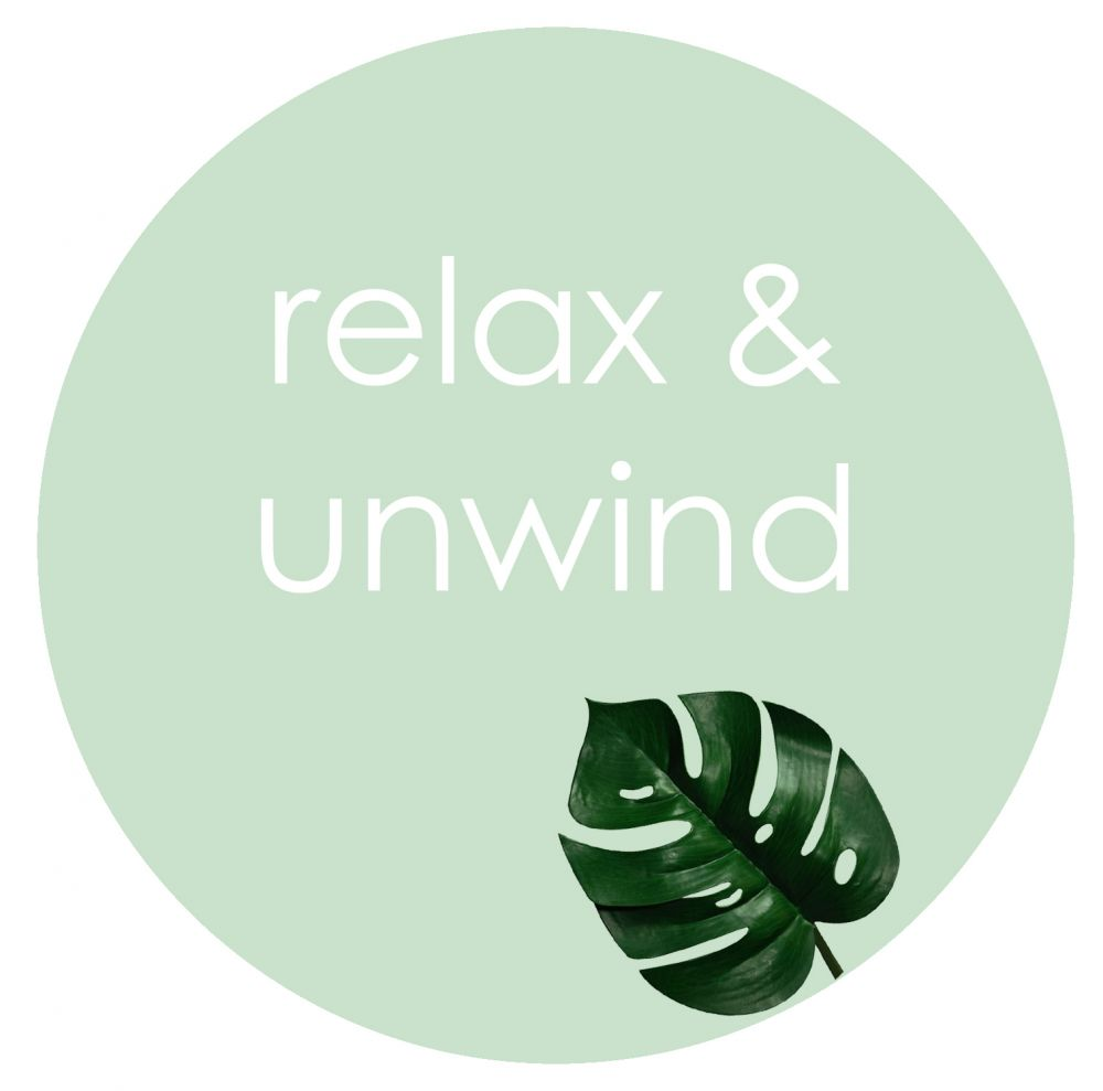 Relax and Unwind with these ideas