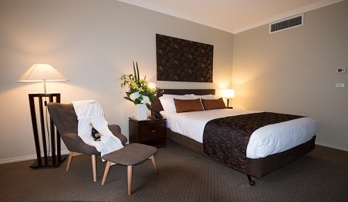 Deluxe Spa Room - Go on treat yourself - Sleeps 2 Guests